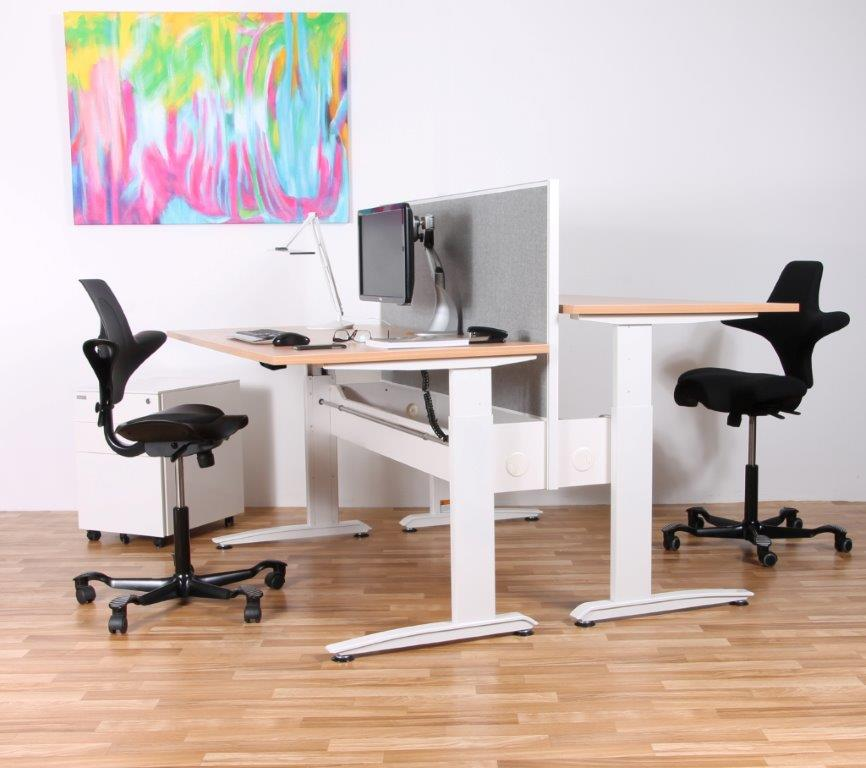 ConSet Electric Sit-Stand Desks