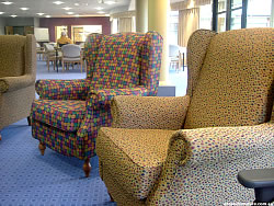 Aged care facility furniture